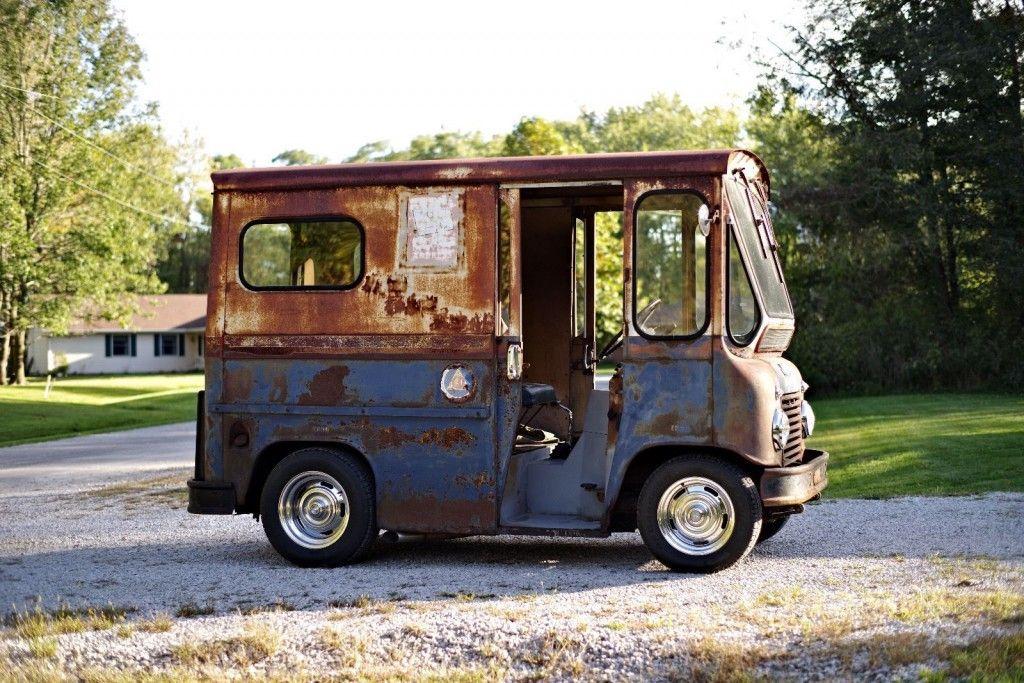 1962 jeep willys fj 3 postal na prodej. Black Bedroom Furniture Sets. Home Design Ideas