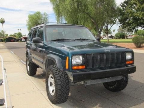 1997 Jeep Cherokee XJ 4×4 na prodej