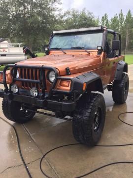 1998 Jeep Wrangler Sport na prodej
