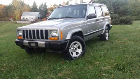 2001 Jeep Cherokee XJ SPORT na prodej