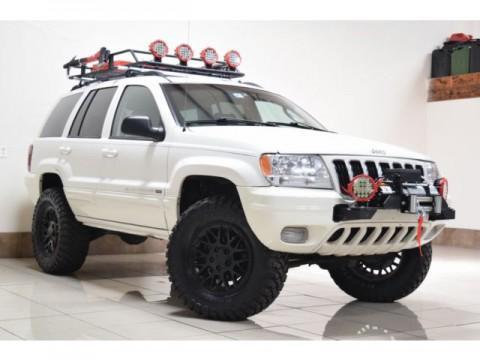 2002 Jeep Grand Cherokee Lifted 4×4 na prodej