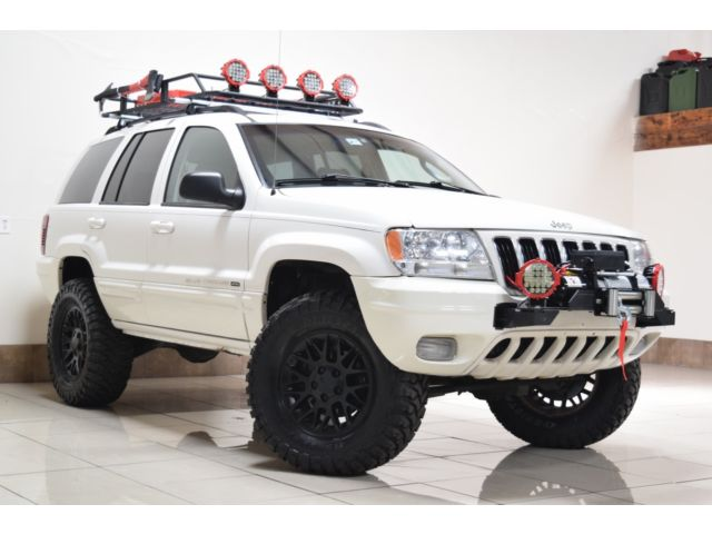 2002 jeep grand cherokee lifted 4 4 na prodej. Black Bedroom Furniture Sets. Home Design Ideas