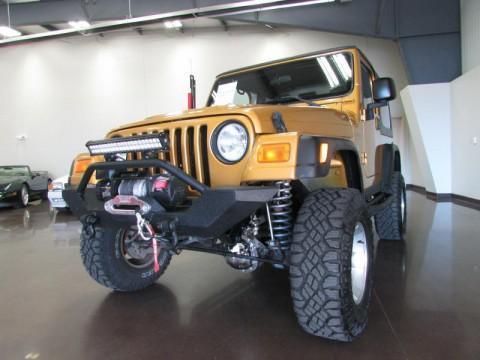 2003 Jeep Wrangler / TJ SPORT na prodej