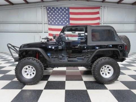 2007 Jeep Wrangler na prodej