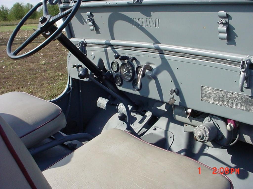 Willys Jeep Horn Wiring Basic Guide Diagram Harness 1948 Cj2a Navy Na Prodej Wrangler 1998 Cherokee