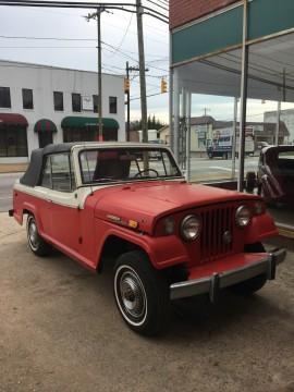 1969 Jeep Jeepster Base 3.7L na prodej
