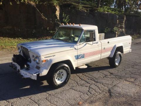 1970 Jeep Gladiator Pickup Custom Cab na prodej