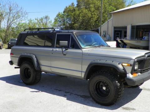 1979 Jeep Cherokee SJ Chief Wide body na prodej