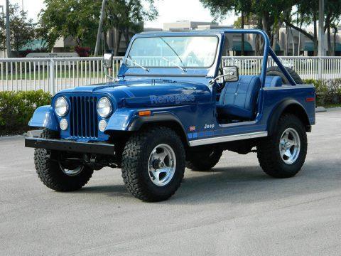 1979 Jeep CJ-7 LEVI'S na prodej