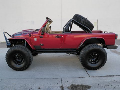 2008 Jeep Wrangler 2 door Convertible truck na prodej