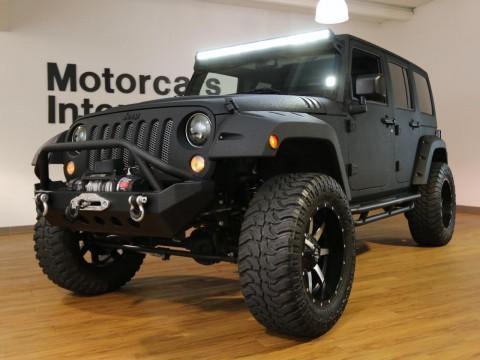 2015 Jeep Wrangler Unlimited Raptor na prodej