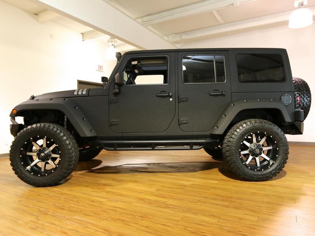 2015 jeep wrangler unlimited raptor na prodej. Black Bedroom Furniture Sets. Home Design Ideas