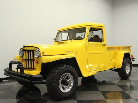 1955 Jeep Willys Pickup for Sale na prodej