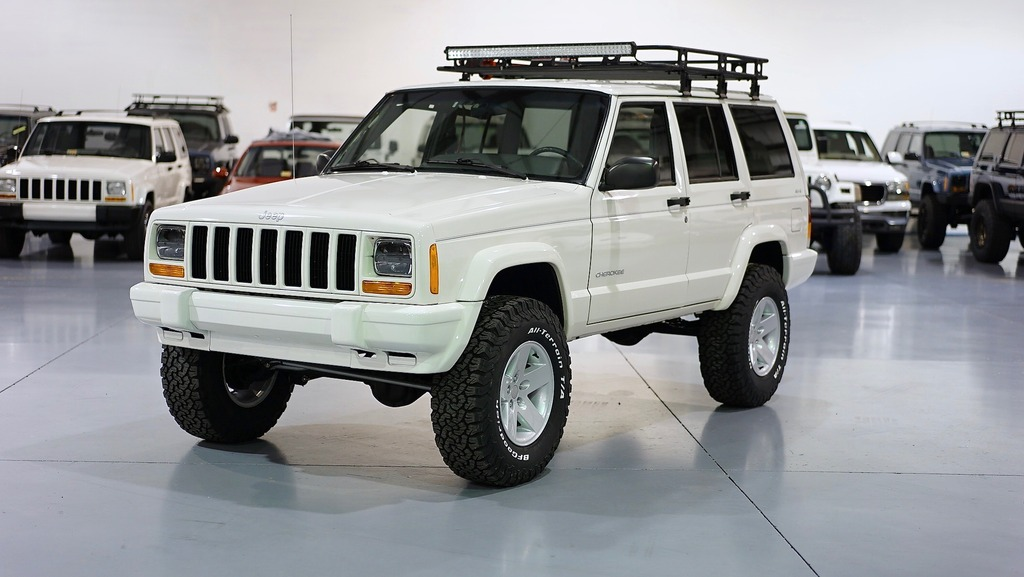 1999 jeep cherokee xj sport 4l na prodej. Black Bedroom Furniture Sets. Home Design Ideas
