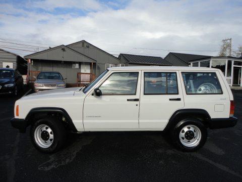 2000 Jeep Cherokee SE 4×4 na prodej