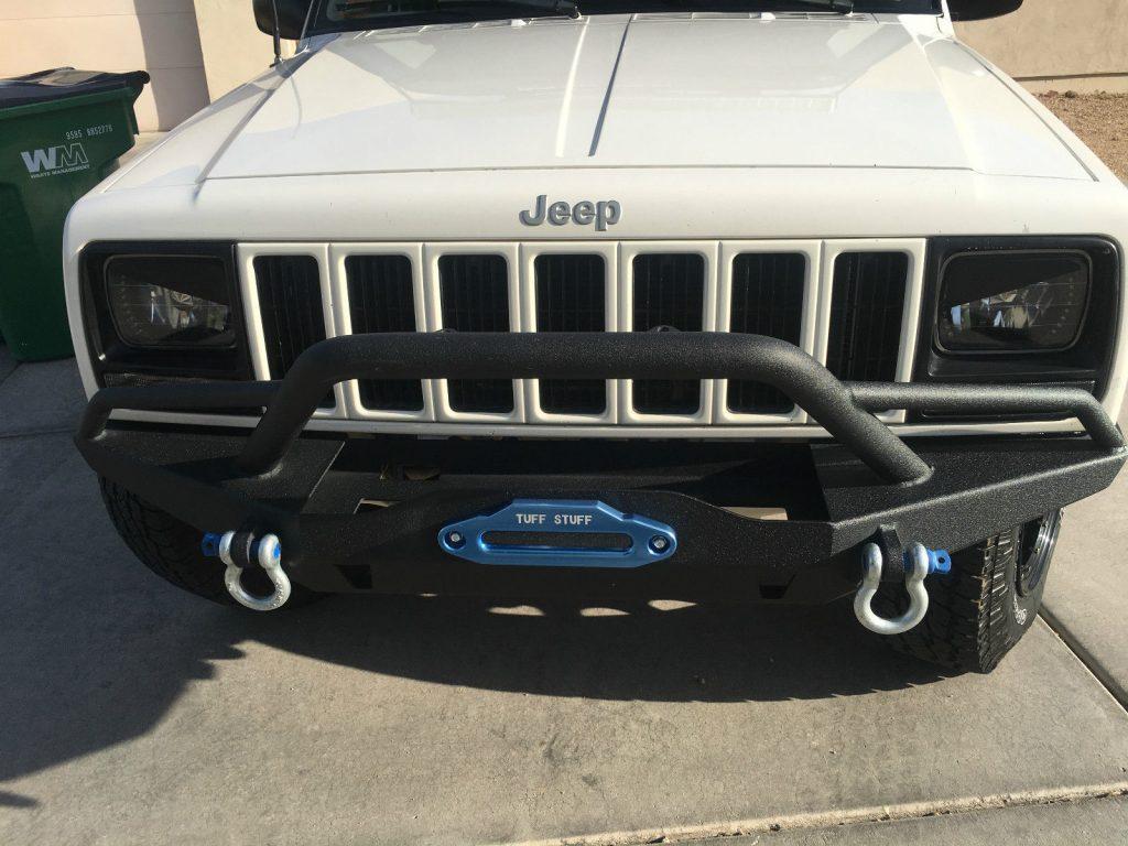 2000 Jeep Cherokee Sport XJ Arizona na prodej