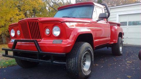 1964 Jeep Gladiator 4×4 Chevy 350 V-8 na prodej