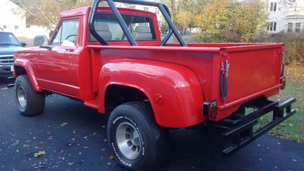 1964 Jeep Gladiator 4×4 Chevy 350 V-8