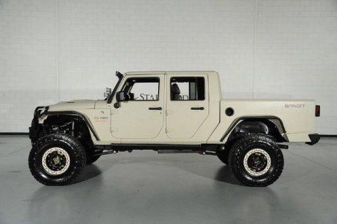 2012 Jeep Wrangler Bandit 7.0 Hemi Supercharged na prodej