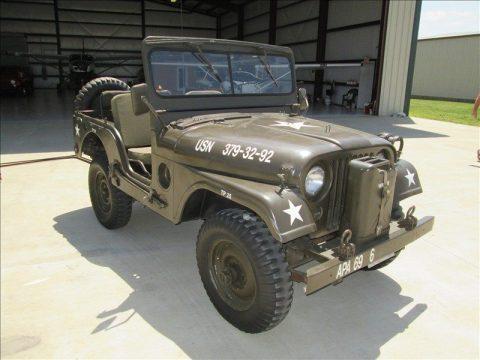 1954 Jeep Willys Jeep M38A1 na prodej