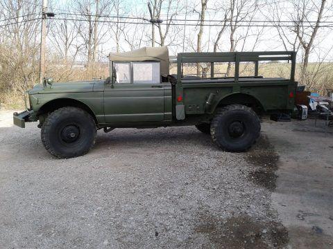 1967 Jeep Military M715 na prodej