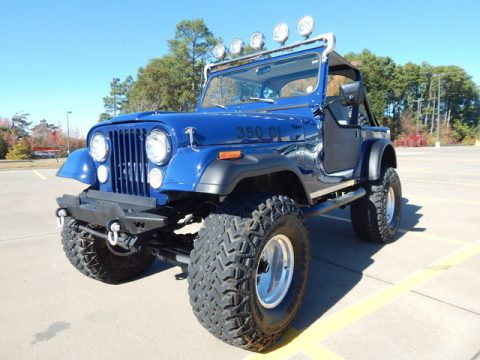 1982 Jeep CJ7 4284 Miles na prodej