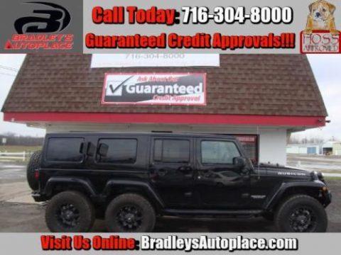 2016  – 6 Wheel! Jeep Wrangler Unlimited Rubicon na prodej