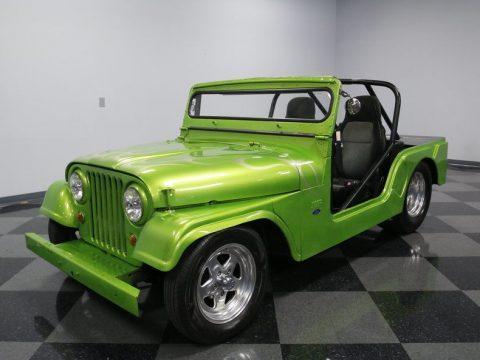 1969 Jeep CJ5 V8 na prodej