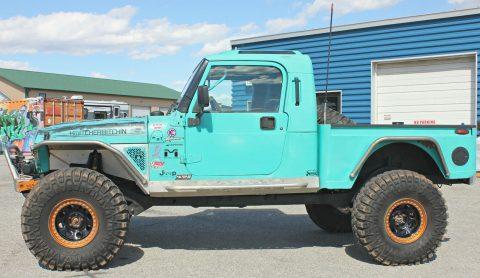 1997 Jeep Wrangler Brute Truck Offroad 4×4 Rock Crawler na prodej