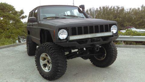 1999 Jeep Cherokee Classic Sport Utility 4-Door na prodej
