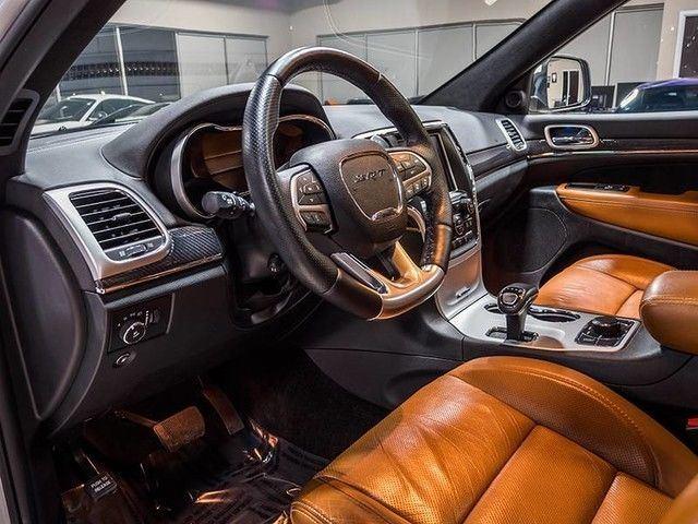 2015 Jeep Grand Cherokee Srt Sport Utility 4 Door Na Prodej