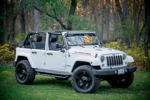 2015 Jeep Wrangler Unlimited Sport Utility 4-Door na prodej