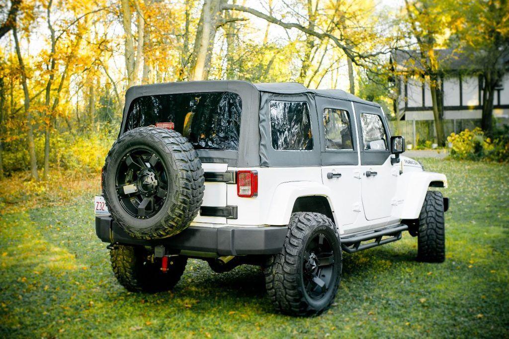 2015 jeep wrangler unlimited sport utility 4 door na prodej. Black Bedroom Furniture Sets. Home Design Ideas