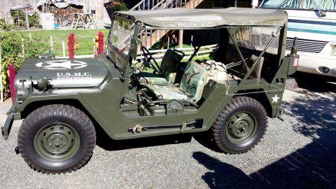 Mutt M151A2 Military na prodej