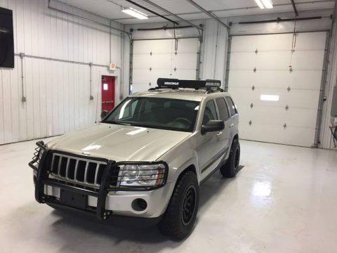 2007 Jeep Grand Cherokee Laredo 3.7L V6 na prodej