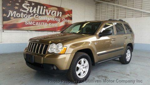 2009 Jeep Grand Cherokee Laredo 4.7L V8 GOLD na prodej