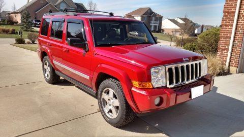 2010 Jeep Commander Sport 4X4 na prodej