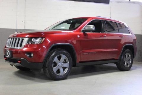 2013 Jeep Grand Cherokee Trailhawk na prodej