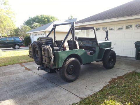 1954 Jeep Willys 3B na prodej