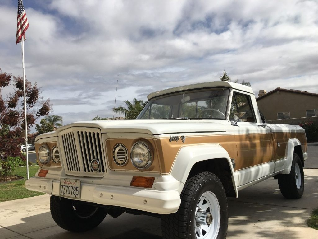 1966 Jeep Gladiator J2000 4X4 lifted