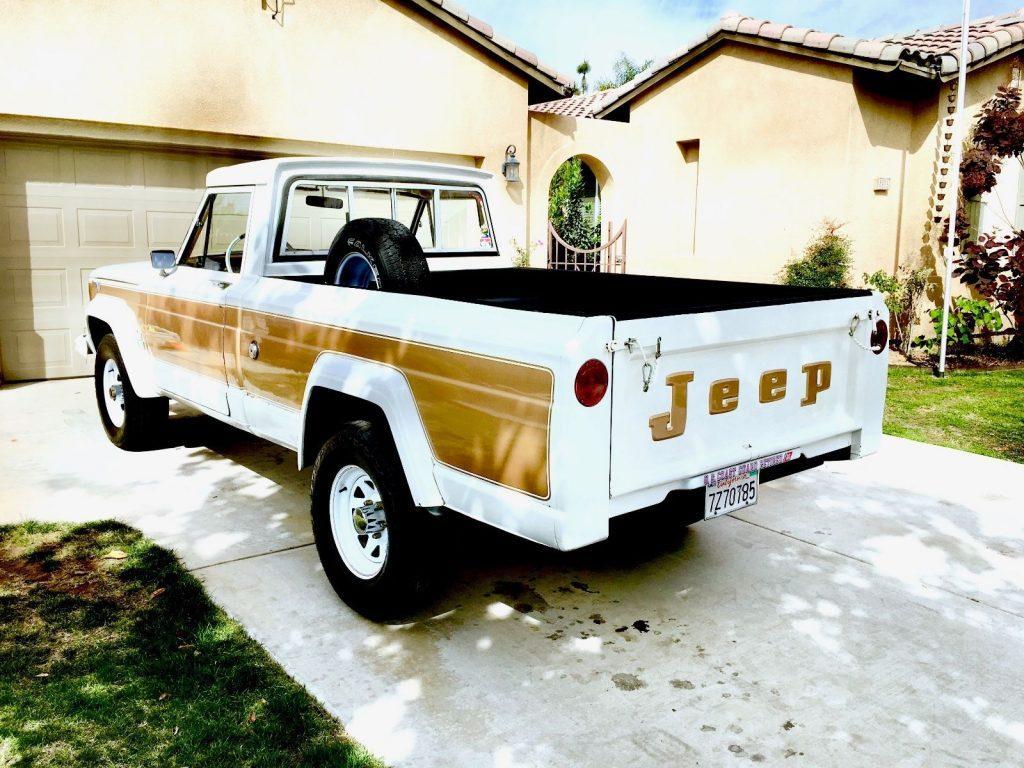 1966 Jeep Gladiator J2000 4X4 lifted