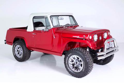 1969 Jeep Jeepster Commando na prodej