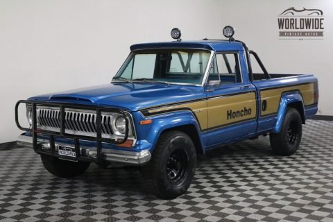 1978 Jeep J10 Honcho Gladiator Restored RARE na prodej