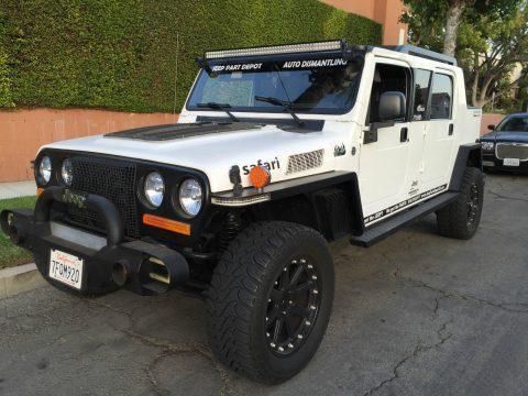 2006 Jeep Wrangler Special Construction na prodej