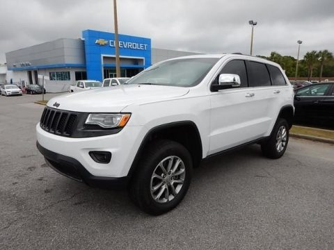 2015 Jeep Grand Cherokee Limited Diesel na prodej