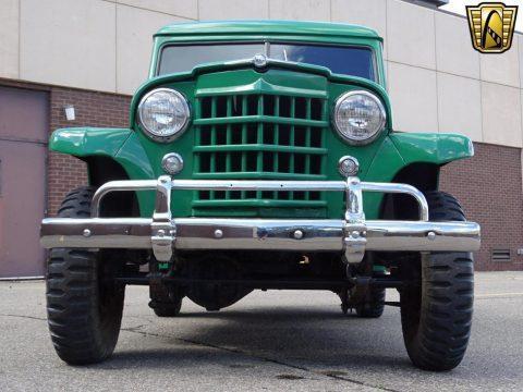 1951 Willys Pickup na prodej