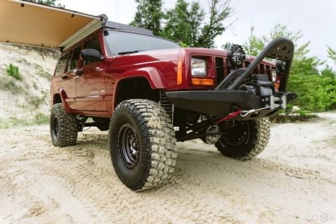 1999 Jeep Cherokee LOW MILE Fresh Overland Build OUTSTANDING na prodej