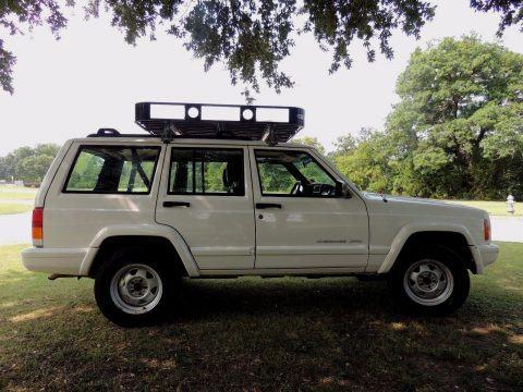 1999 Jeep Cherokee XJ Classic Sport Utility 4-Door na prodej