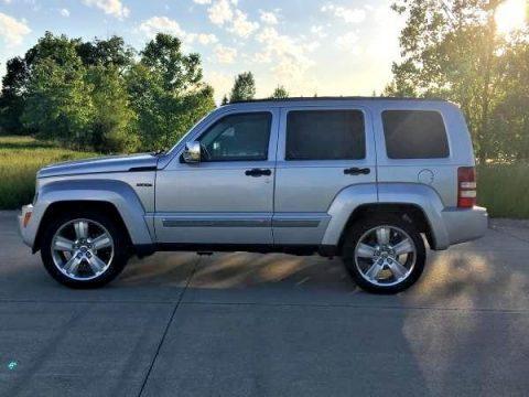 2011 Jeep Liberty na prodej