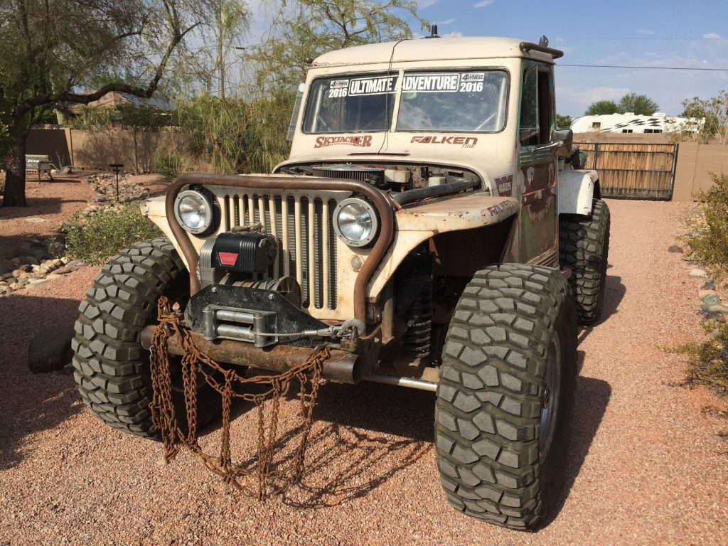Willy Jeep Truck 2019 2020 Top Car Models 1941 Willys Pickup Trucks 1949 Rock Crawler Jp Magazines Wicked Na